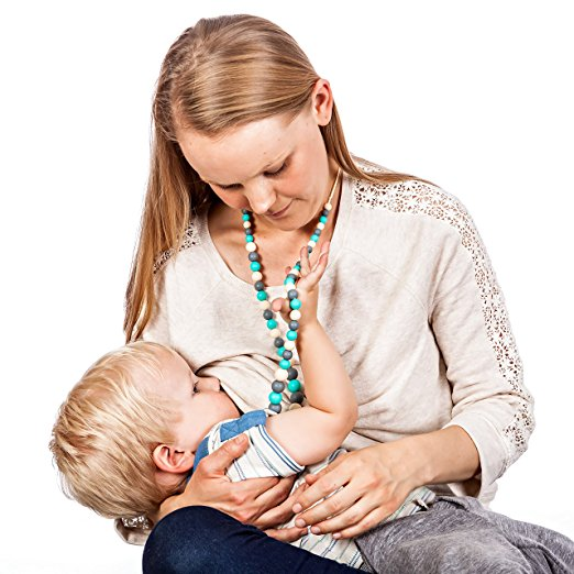 Nursing Necklace for teething babies