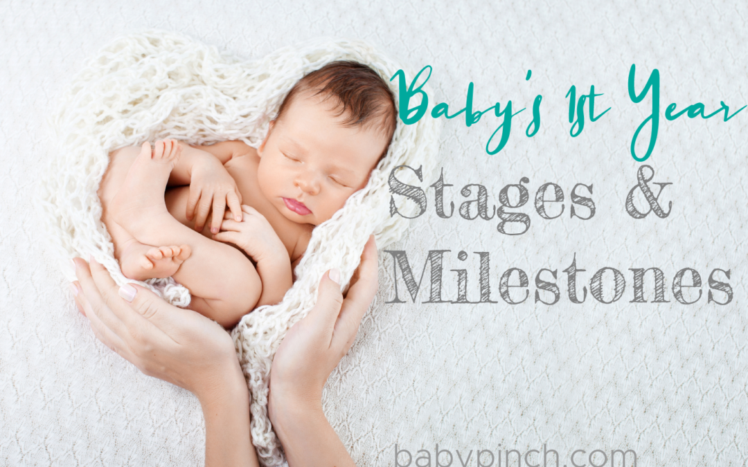 Baby's First Year Stages and Milestones