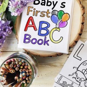 ABC Virtual Baby Shower Games