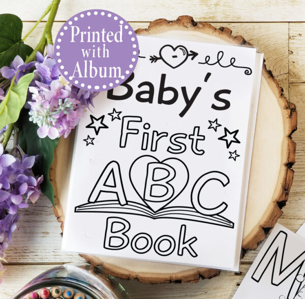 fairy tale baby book