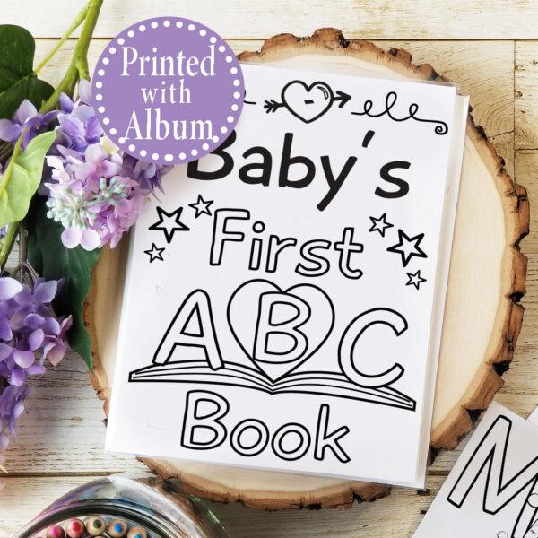 fairy tale baby book
