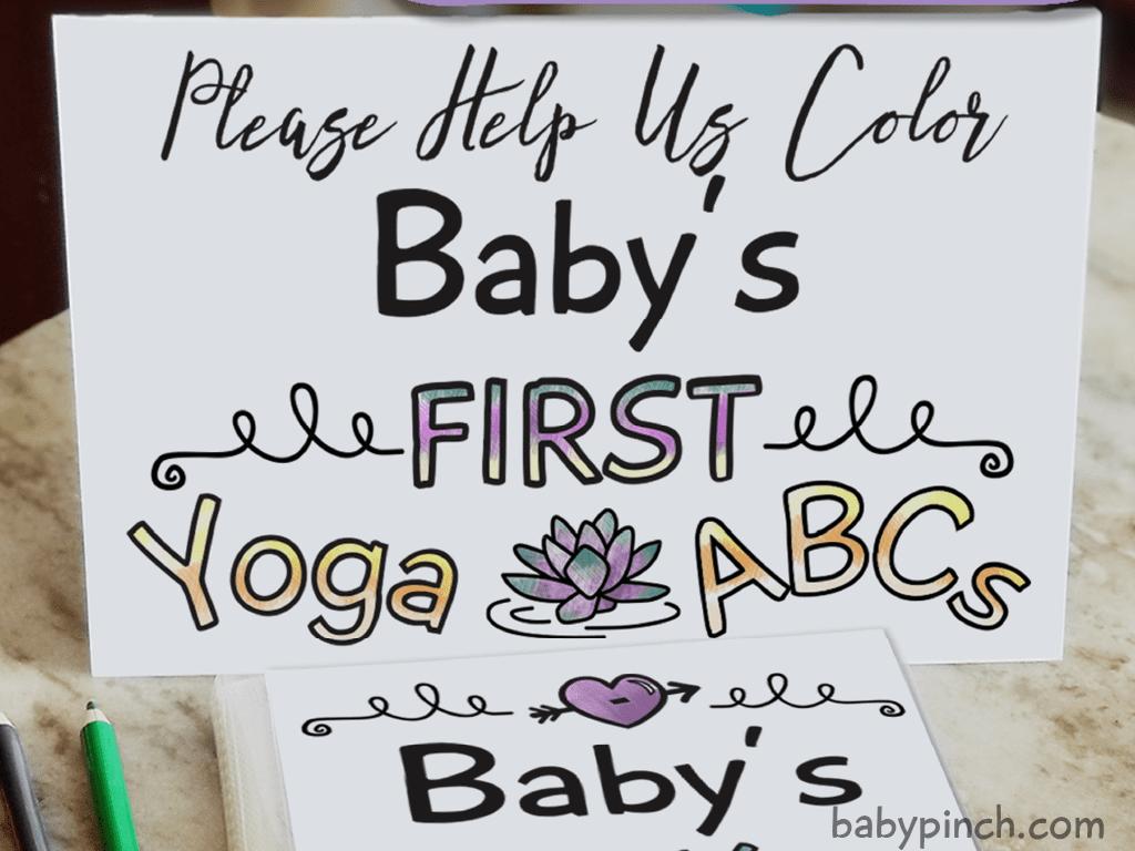 Yoga ABCs