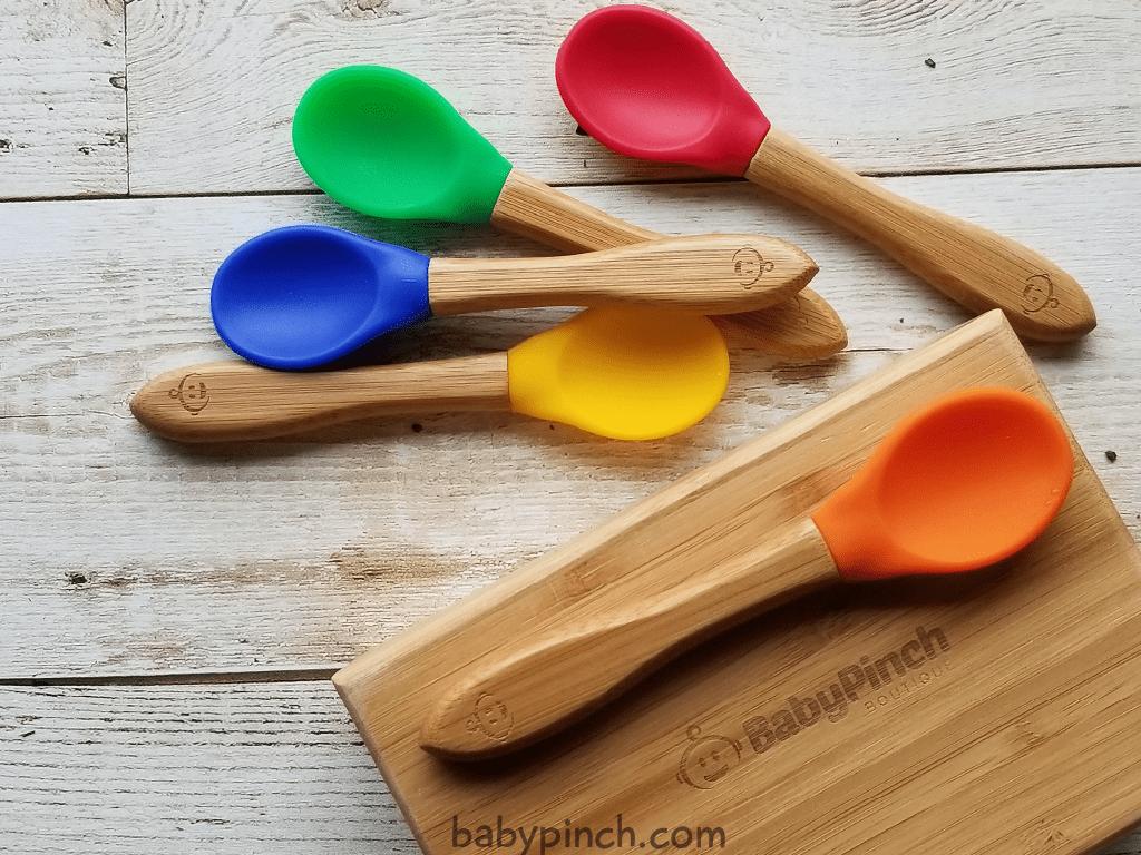 baby spoon set