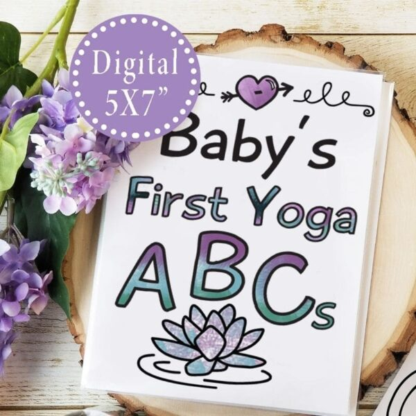 Yoga Baby Shower