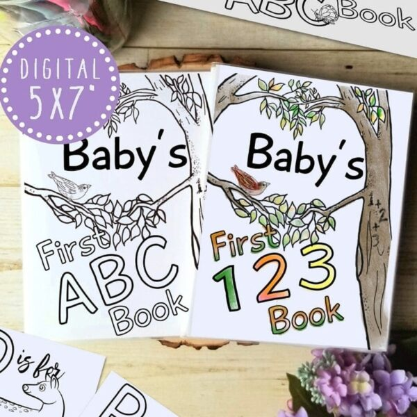 Woodland Baby Shower Bundle